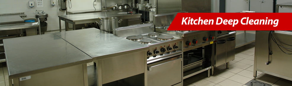 Kitchen Deep Cleaning, Duct Cleaning & Deep Cleaning Manchester