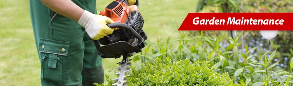 garden maintenance Leeds