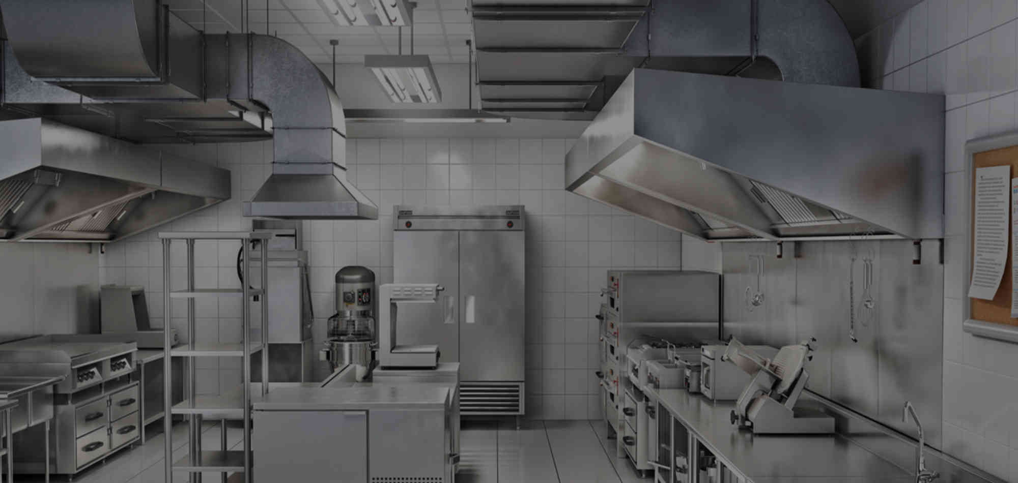 Kitchen Deep Cleaning, Duct Cleaning & Deep Cleaning Newcastle